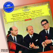 Beethoven Triple Concerto Brahms Double Concerto Songs