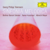 Sinfonia Melodica Works By Telemann Songs