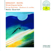 Debussy / Ravel: String Quartets Songs