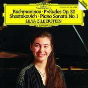 Rachmaninov Preludes Op 32 Shostakovich Piano Sonata No 1 Songs