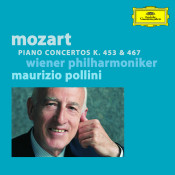 Mozart: Piano Concertos K. 453 &  467 Songs
