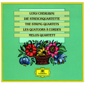 Cherubini The String Quartets Songs