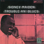 Trouble An' Blues Songs