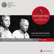 From The NCPA Archives - Dagar Brothers Songs