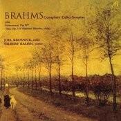 Complete Cello Sonatas/Intermezzi, Op. 117/Trio in A Minor, Op. 114 Songs