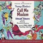 The Original Show Album Of Irving Berlin's Call Me Madam (Bonus Tracks) Songs