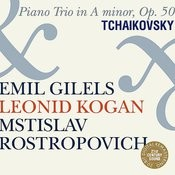 Tchaikovsky: Trio For Piano And Strings in A Minor, Op.50 Songs