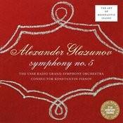 Glazunov: Symphony No.5 Songs