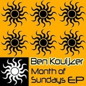 Month of Sundays EP Songs