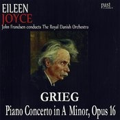 Grieg: Piano Concerto in A Minor, Op.16 Songs