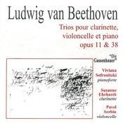Beethoven: Trios Pour Clarinette, Violoncelle Et Piano Op. 11 & 38 Songs