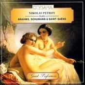 Nikolay Petrov plays Brahms, Schumann & Saint-Saens Songs