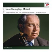 Isaac Stern Plays Mozart Songs