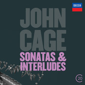 Cage: Sonatas & Interludes Songs