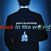 Back In The World (Live) Songs