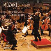 Mozart: Symphonies Nos.39 & 40 Songs