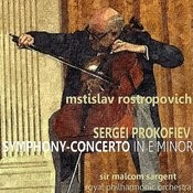 Symphony-Concerto In E Minor: I. Andante Song
