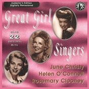 Great Girl Singers, Sing 22 Original Hits Songs