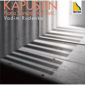 Kapustin : Piano Sonata No.9 Etc. Songs