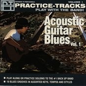 Acoustic Guitar Blues Vol. 1 Songs