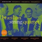 Brazilian String Quartet Songs