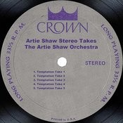 Artie Shaw Stereo Takes Songs