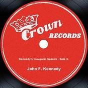Kennedy's Inaugural Speech - Side 2. Songs