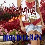 Fiesta En La Playa 2011 - Merengue Colora'o Songs