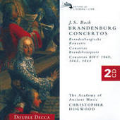 Bach, J.S.: The Brandenburg Concertos Songs