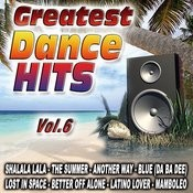 Latin Dance Hits Vol.6 Songs