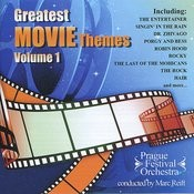 Greatest Movie Themes, Vol. 1 Songs