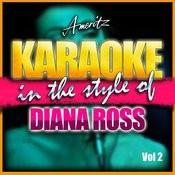 Karaoke - Diana Ross Vol. 2 Songs