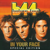 In Your Face (Re-Release) Songs