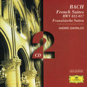 J.S. Bach: French Suite No.1 in D minor, BWV 812 - 4. Menuet I - II Song