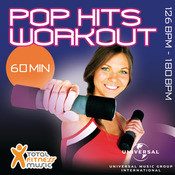 Pop Hits Workout 126 - 180bpm Ideal For Jogging, Gym Cycle, Cardio Machines, Fast Walking, Bodypump, Step, Gym Workout & General Fitness Songs