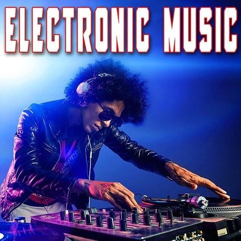 Electronic music radio online