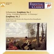 Schumann:  Symphonies Nos. 1 & 2 Songs
