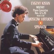 Mozart: Concertos Nos. 12 & 20; Rondo K. 382 Songs