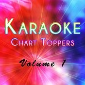 Karaoke Chart Toppers, Vol. 1 Songs