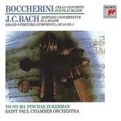 Boccherini: Cello Concerto; J.C. Bach: Sinfionia Concertante (Remastered) Songs