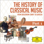 The History Of Classical Music - Part 1 - From Gregorian Chant To C.P.E. Bach Songs