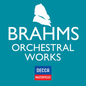 Decca Masterpieces: Brahms Orchestral Works Songs