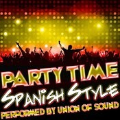 Party Time Spanish Style Songs
