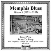 Memphis Blues, Vol. 4 (1929 - 1953) Songs