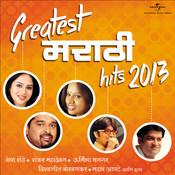 Greatest Marathi Hits 2013 Songs