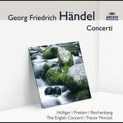 Händel: Concerti per solisti Songs
