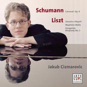 Schumann/Liszt: Piano Recital Songs