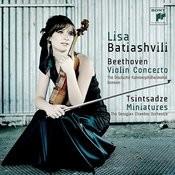 Beethoven: Violin Concerto & Tsintsadze: Miniatures Songs