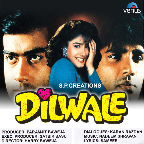 Dilwale- Hindi Songs Download: Dilwale- Hindi MP3 Songs Online Free on Gaana.com