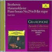 Piano Sonata No.29 in B Flat, Op.106 -